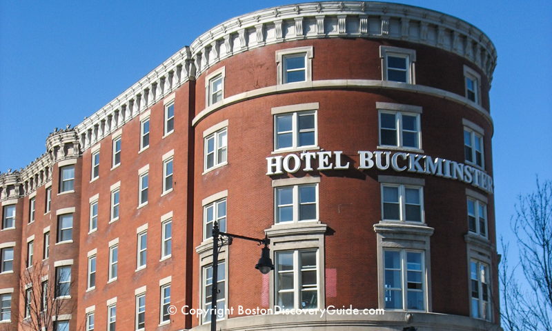Hotel Buckminster Boston