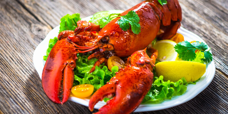 How to eat a whole lobster