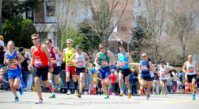 Boston Event Calendar April 2019 Marathon Red Sox Patriots Day