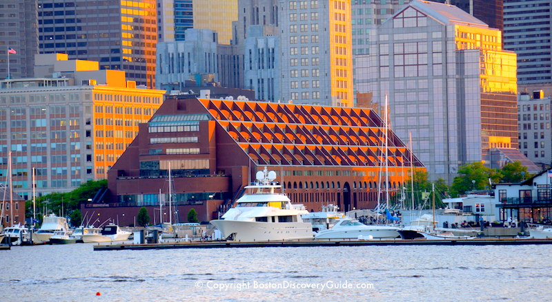 Where To Stay On Boston S Waterfront Hotels