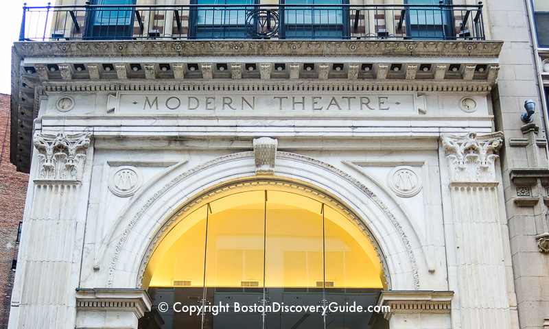 Modern Theatre in Boston