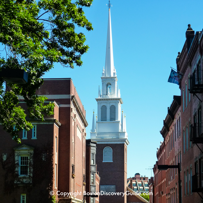 Old North Church today
