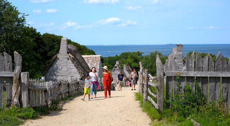 Plimouth Plantation - show your kids how the Pilgrims lived