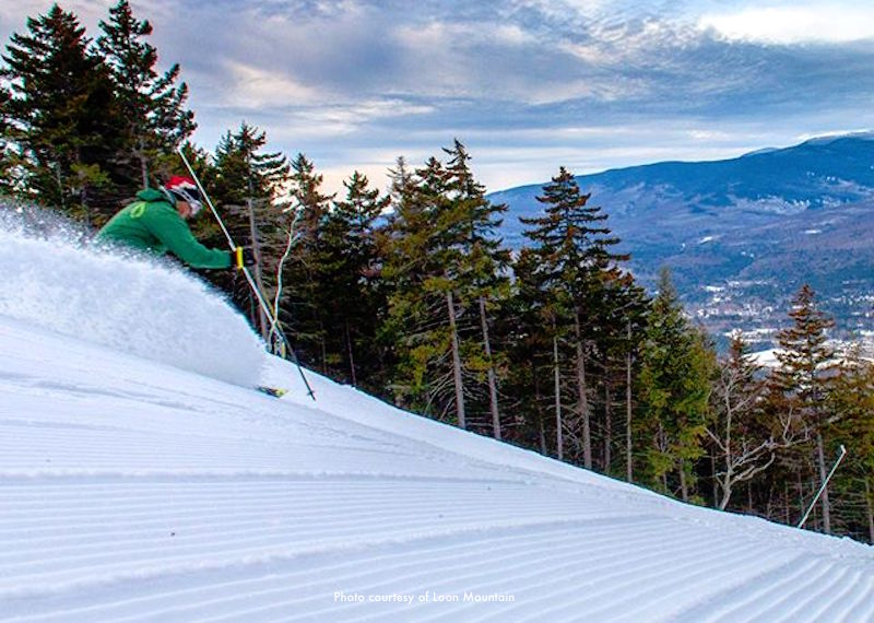 Loon Mountain, one of New England's top ski resorts