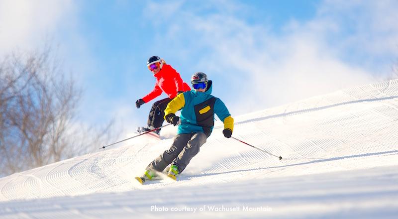 Massachusetts Ski areas near Boston