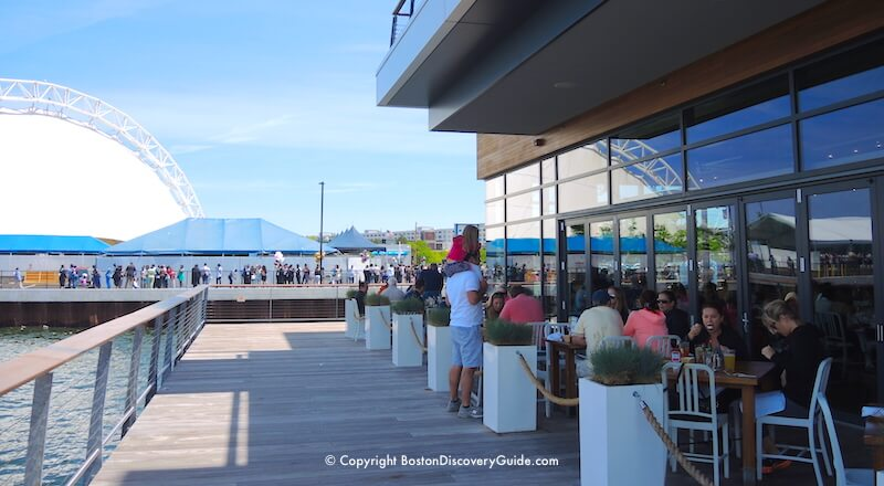 South Boston Waterfront Restaurants Best Places To Eat In Seaport