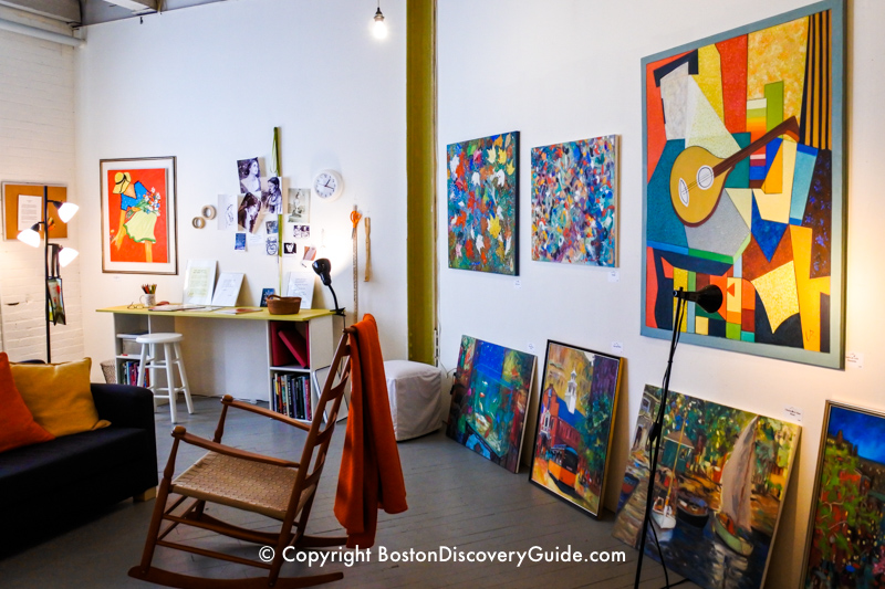 South End Open Studios - Boston Events September