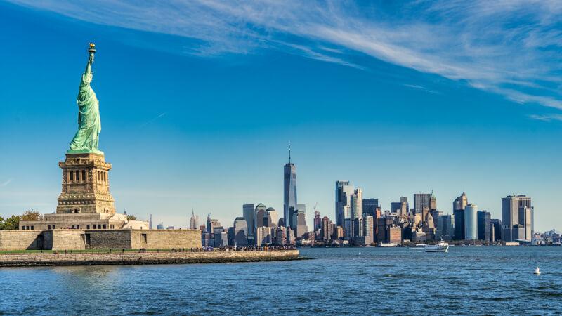 Statue of Liberty - Photo credit: Gary/Fotolia