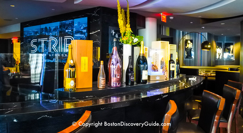 Bar at Strip by Strega
