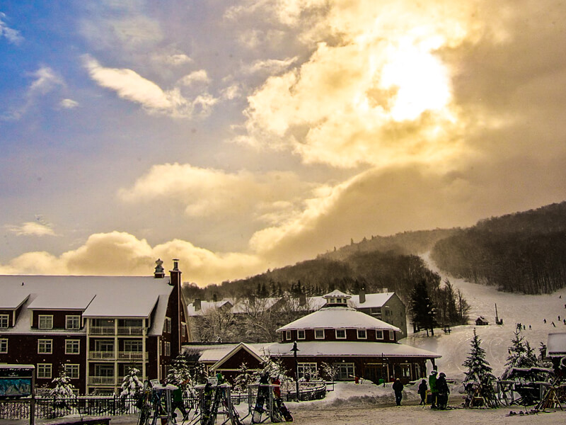 Sugarbush Resort - New England Ski Area near Boston