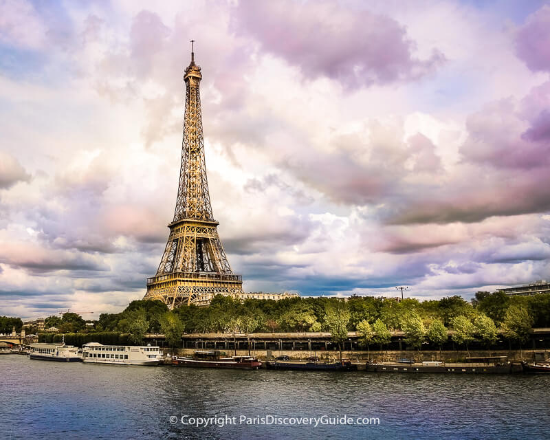 Spend Mother's Day in Paris