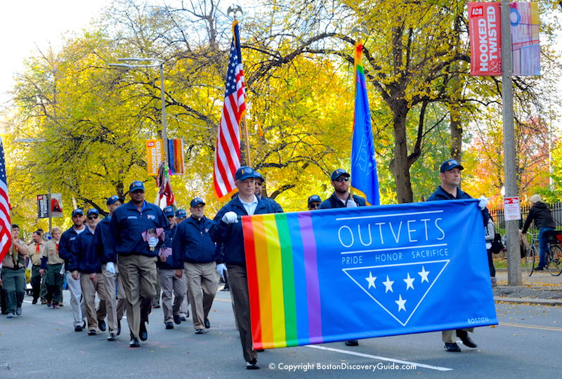 Veterans Day Parade - OUTVETS