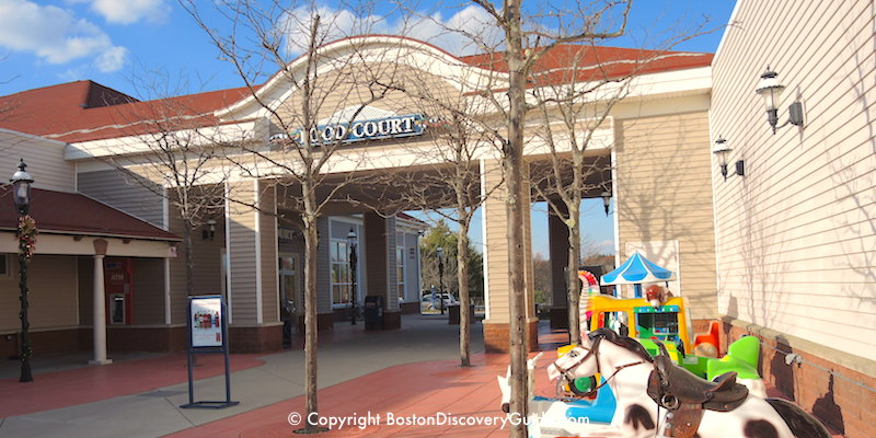 Wrentham Outlets | Boston Discount Shopping Mall on