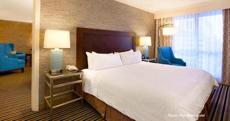 Wyndham Hotel in Boston MA