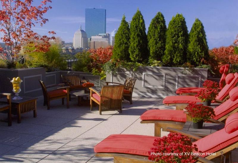 Downtown Boston Hotels - Fifteen Beacon