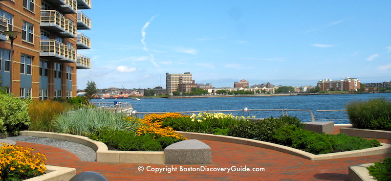 Hotels In Boston S North End Battery Wharf Hotel