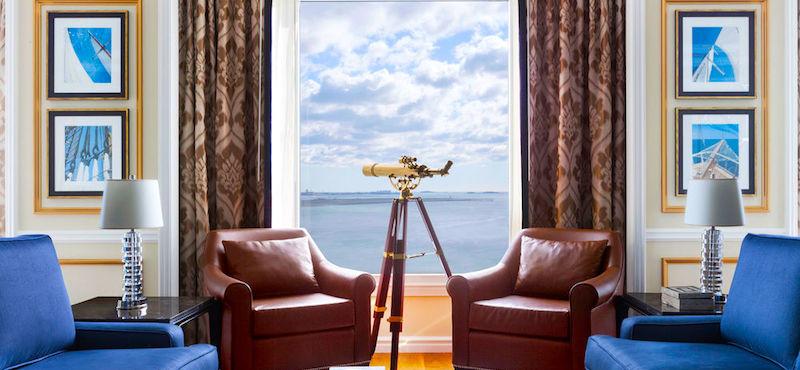 Downtown Boston Hotels - Boston Harbor Hotel