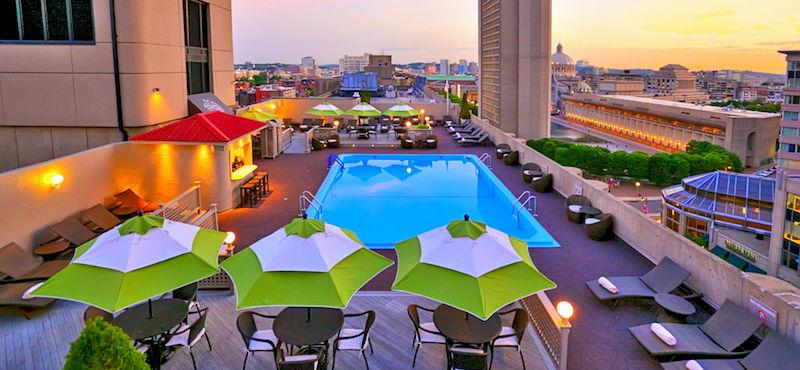 Back Bay Boston Hotels - Colonnade Hotel