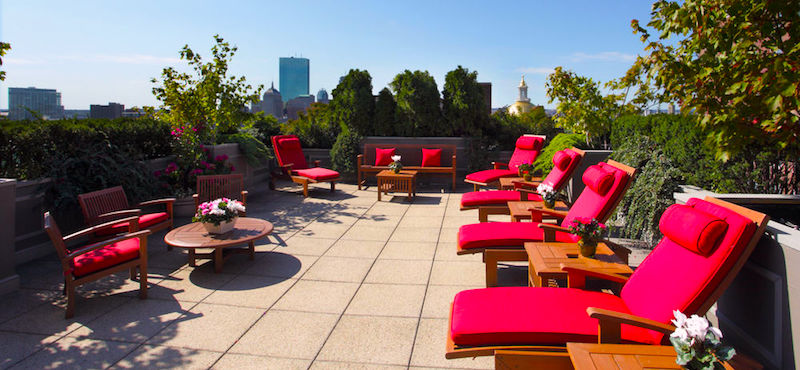 Downtown Boston Hotels - Fifteen Beacon
