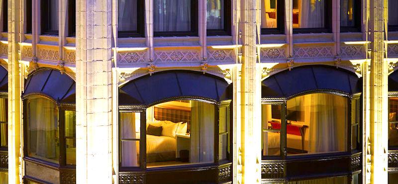 Godfrey Hotel in Boston's Theatre District