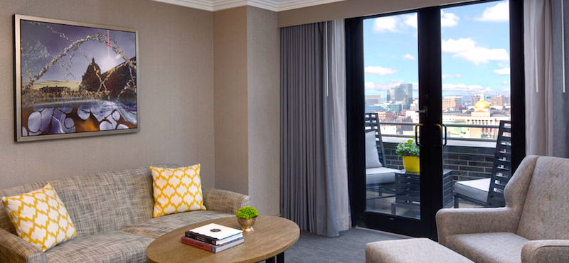 Hyatt Regency Boston Hotel, top choice near Boston's Theatre District