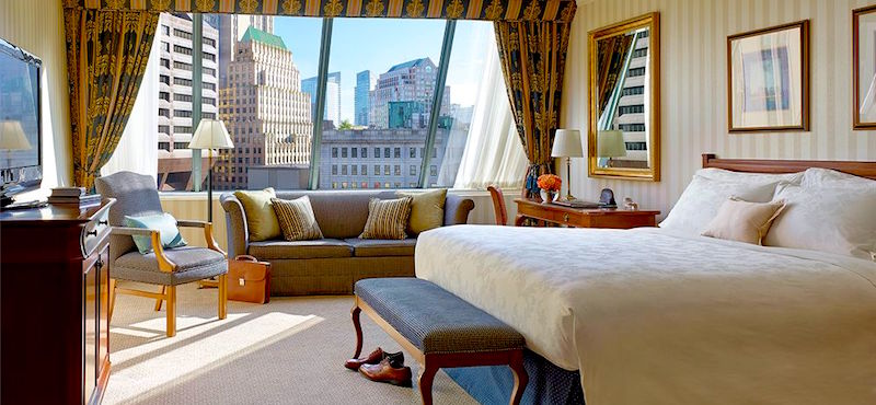 Boston Financial District Hotels - Langham Hotel