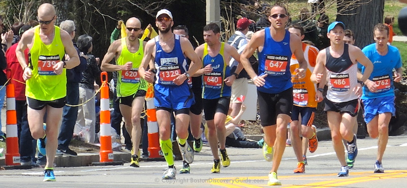 Boston Marathon information