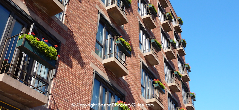 Boston Hotels near TD Garden - Bostonian Hotel