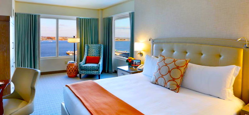 Boston Waterfront Hotels - Seaport Hotel Boston