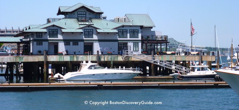Hotels in Boston's North End - Boston Yacht Haven