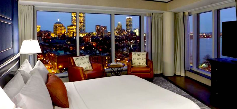 Boston Hotels near Government Center - Liberty Hotel