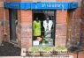 Designer boutique on Newbury Street in Boston
