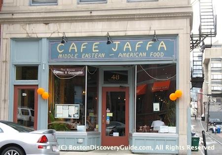 boston restaurants  back bay