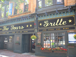 Boston Bars near Garden - The Fours