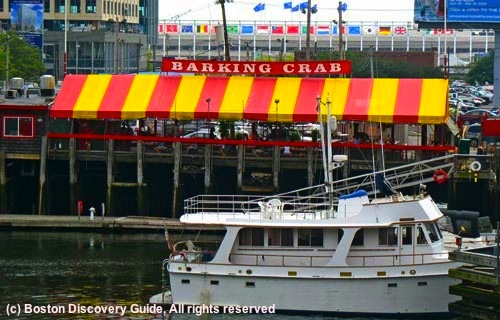 barking crab waterfront restaurant boston seafood