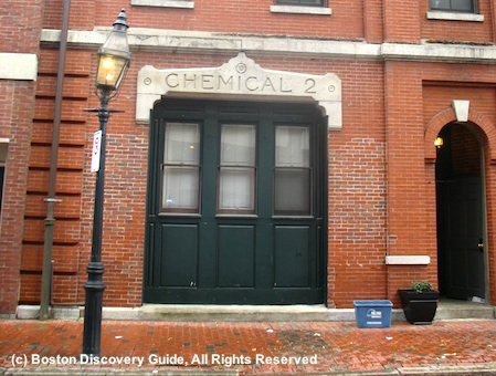 Photo of Chemical 2 in Bay Village, Boston