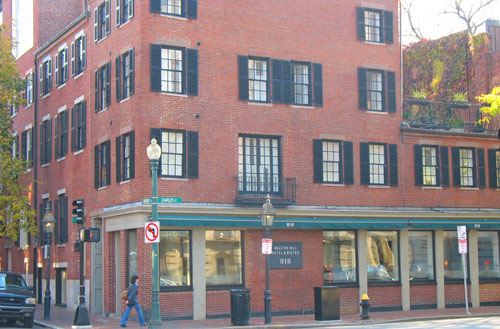 Photo - Beacon Hill Hotel in Boston, Massachusetts