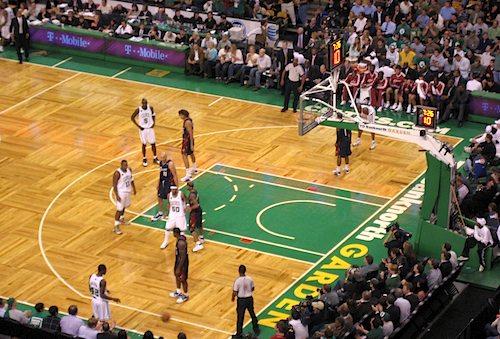 Td Garden Boston Celtics Tickets