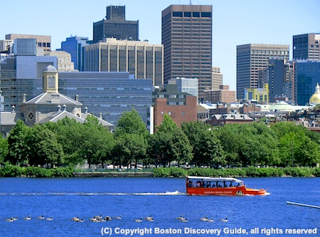 Read about Boston Duck Tours