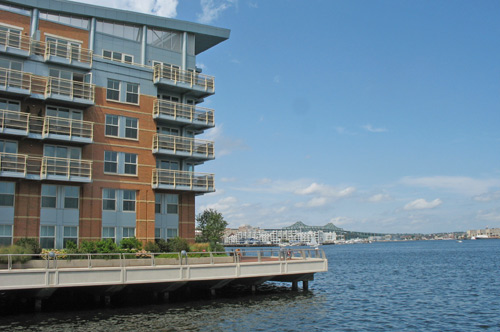 Photo of Battery Wharf Hotel and Condos in Boston's North End