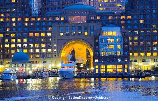 Boston Luxury Hotels Top Choices Harbor Hotel On The Downtown Waterfront