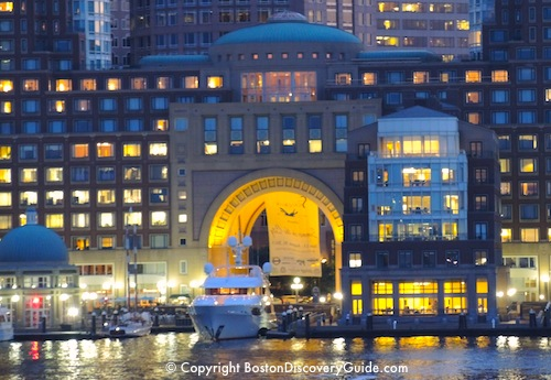 Boston Harbor Hotel - Top waterfront hotel in Boston, MA