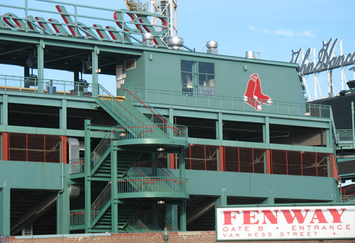 Photo - Fenway Park in Boston, near Boston Hotel Buckminister
