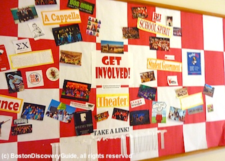Boston Hotel Discounts for college tours