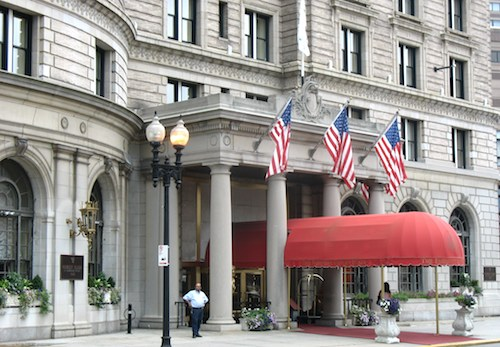 Photo Of The Fairmont Boston