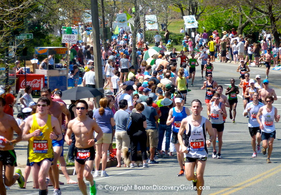 Boston Travel Tips - Boston Marathon