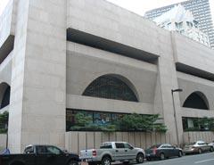 Johnson Building - Boston Public Library