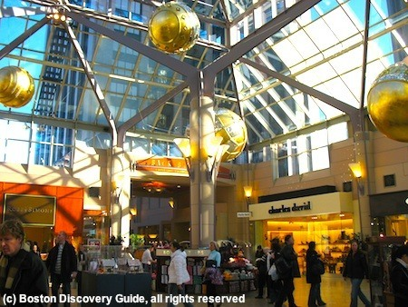 Photo of Prudential Center Shopping Mall in Boston