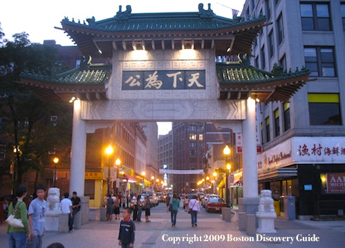 Chinatown - Entrance