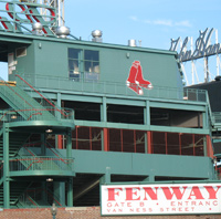 Fenway Park in Boston / Boston Sports - www.boston-discovery-guide.com